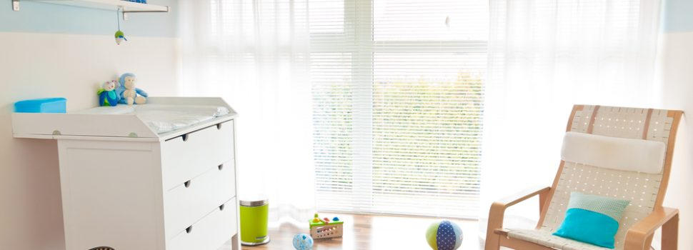 Bebek Odaları İçin Önerilen Sıra Dışı Renk Fikirleri