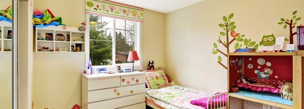 Çocuk Odası İçin Hayvanat Bahçesi Tasarımı
