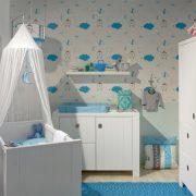 Sezona Uygun Bebek Odası Dekorasyonu