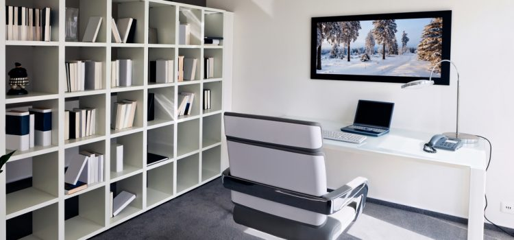En Yaratıcı Fikirler ile Salonda Kitaplık Tasarımları