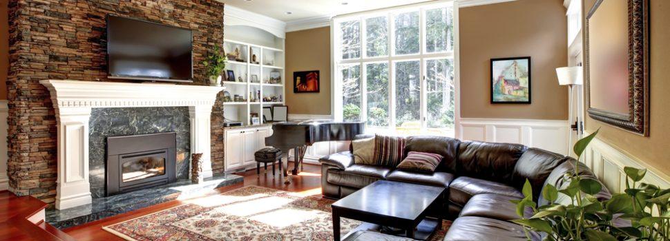 Oturma Odalarında Konforun Adresi: Kanepe ve Koltuklar