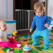 İkiz Bebek Odası Dekorasyon ile Çifte Mutluluk