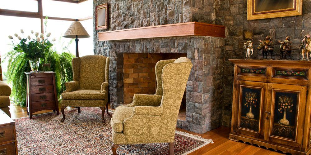 Ahşap Oturma Odası Dekorasyonu ile Modern Yaşam