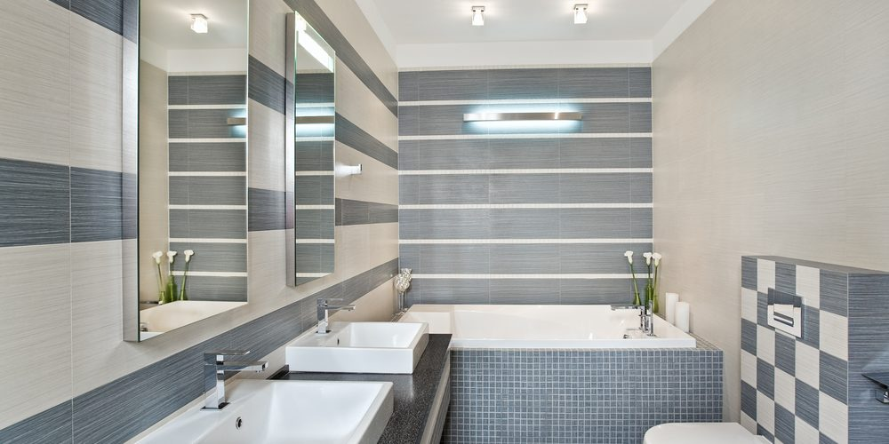 Banyoda Farklı Tasarımlar