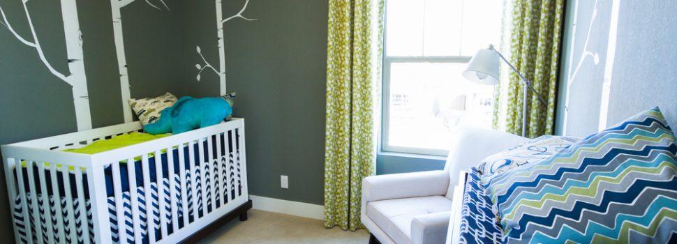 Bebek Odası Aydınlatma Konusunda Fikirler