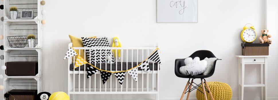 Bebek Odası Dekorasyon Ürünleri ile Şenlik!