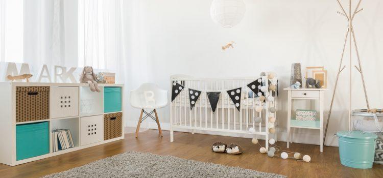 Bebek Odası Dekorasyon Hayatı Canlandırır!