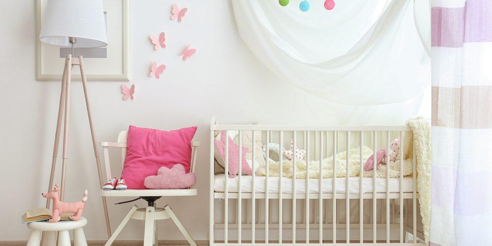 Bebek Odası Duvar Dekorasyonları, Raf Aydınlatma Seçimi