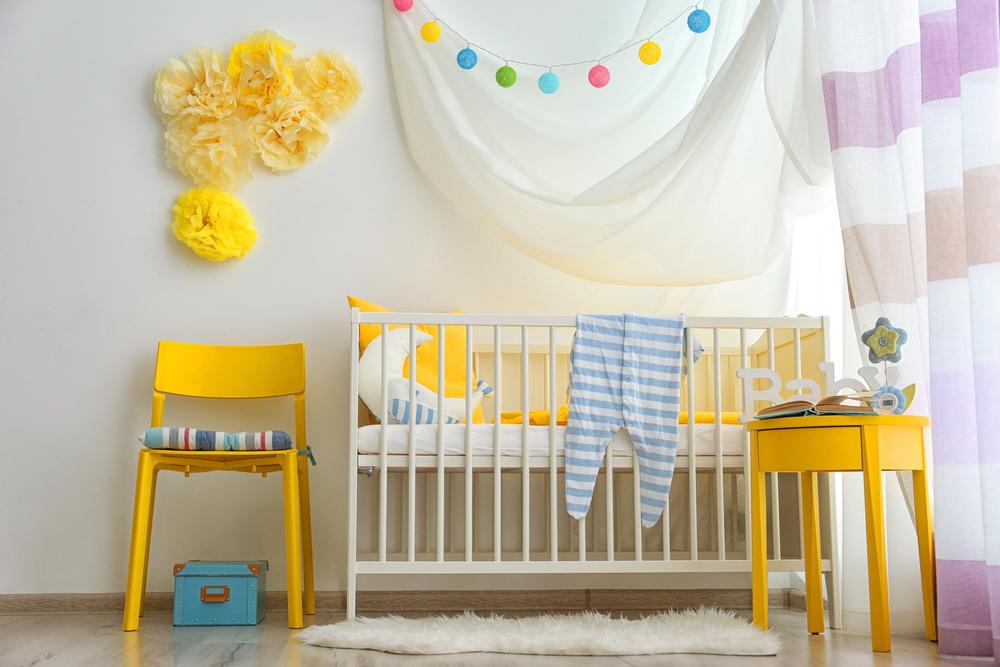Bebek Odası Duvar Dekorasyonları
