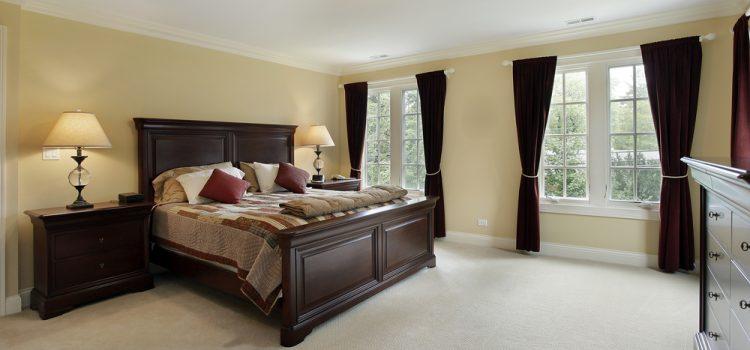 Dikdörtgen Yatak Odası Nasıl Dekore Edilir