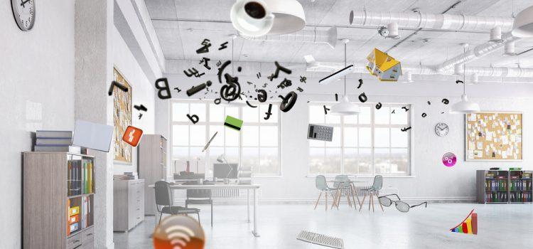 Ofiste Serbest Alan Dekorasyonu İçin Öneriler