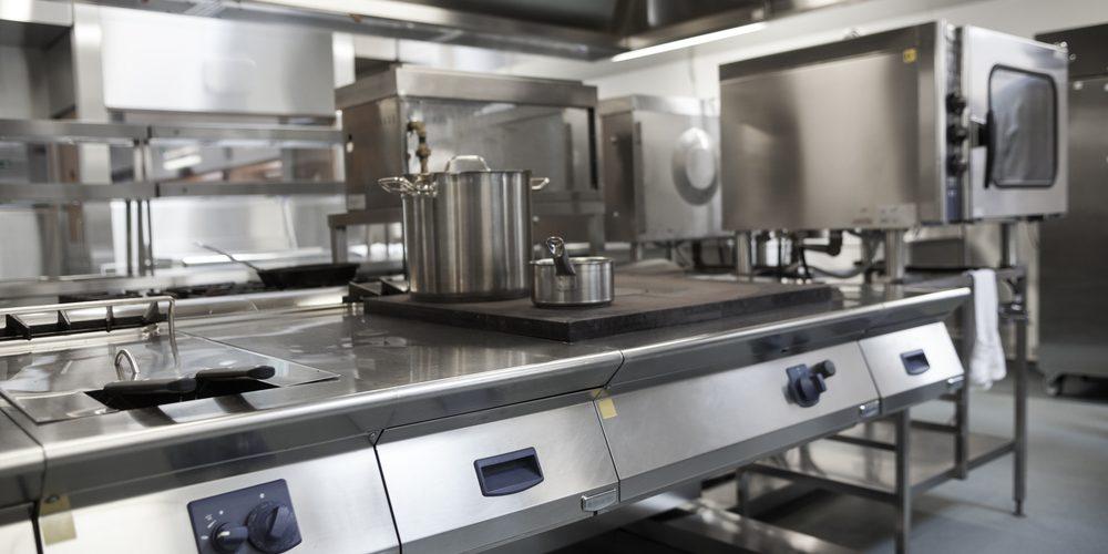 İşletmeler İçin Ticari Mutfak Dekorasyonu